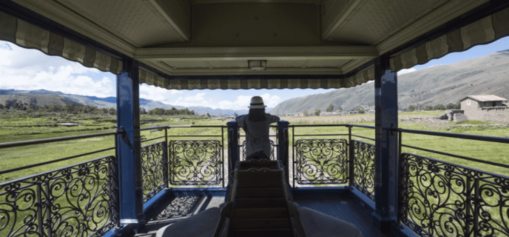 Reader´s Choice Awards premia al Belmond Andean Explorer