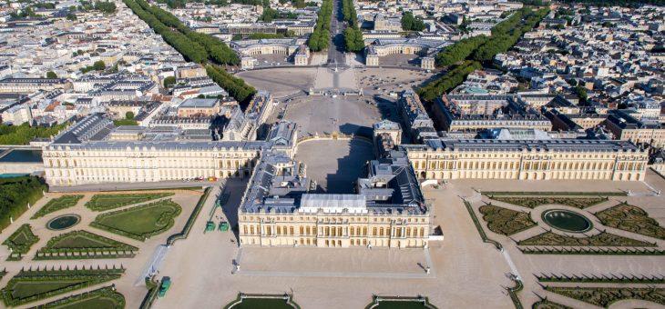 Hotel apto para reyes se abrirá en Versalles el próximo año