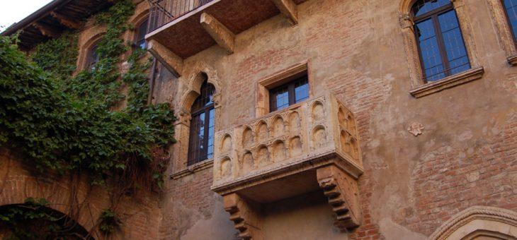 Gana una noche en la casa de Julieta de Shakespeare en Italia por San Valentín