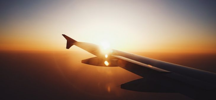¿Cuántos aviones hay en el aire en cualquier momento?