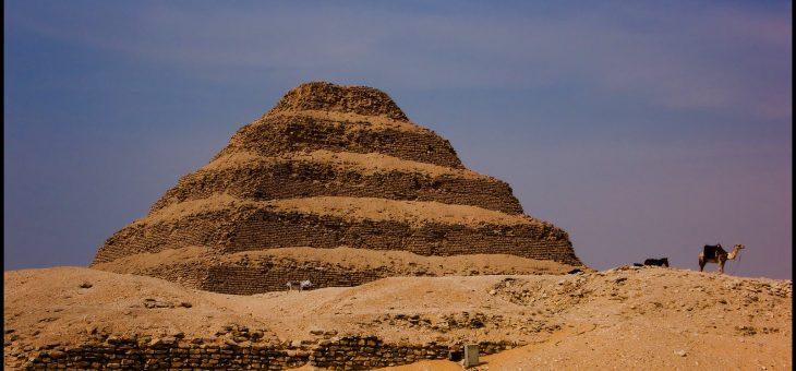 La pirámide más antigua del mundo recibe visitantes otra vez