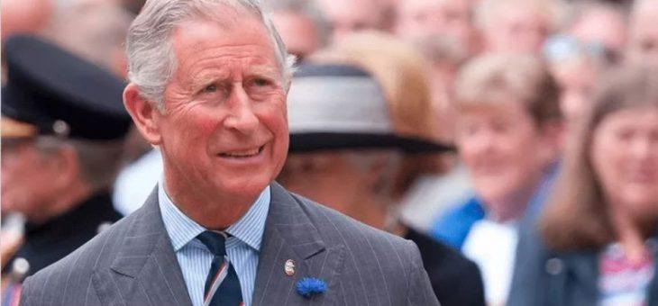 El príncipe Carlos da positivo por coronavirus